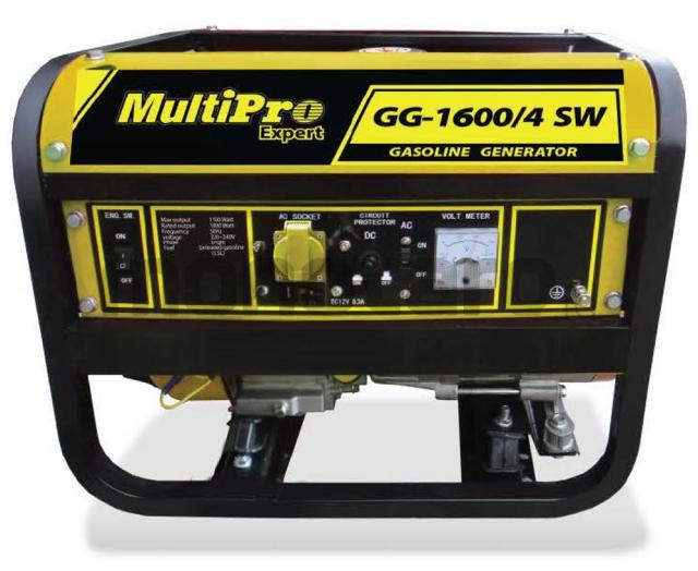 Genset Multipro GG 1000
