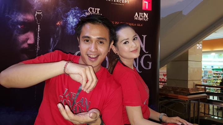 Pelakon Filem Jaran Goyang 2018