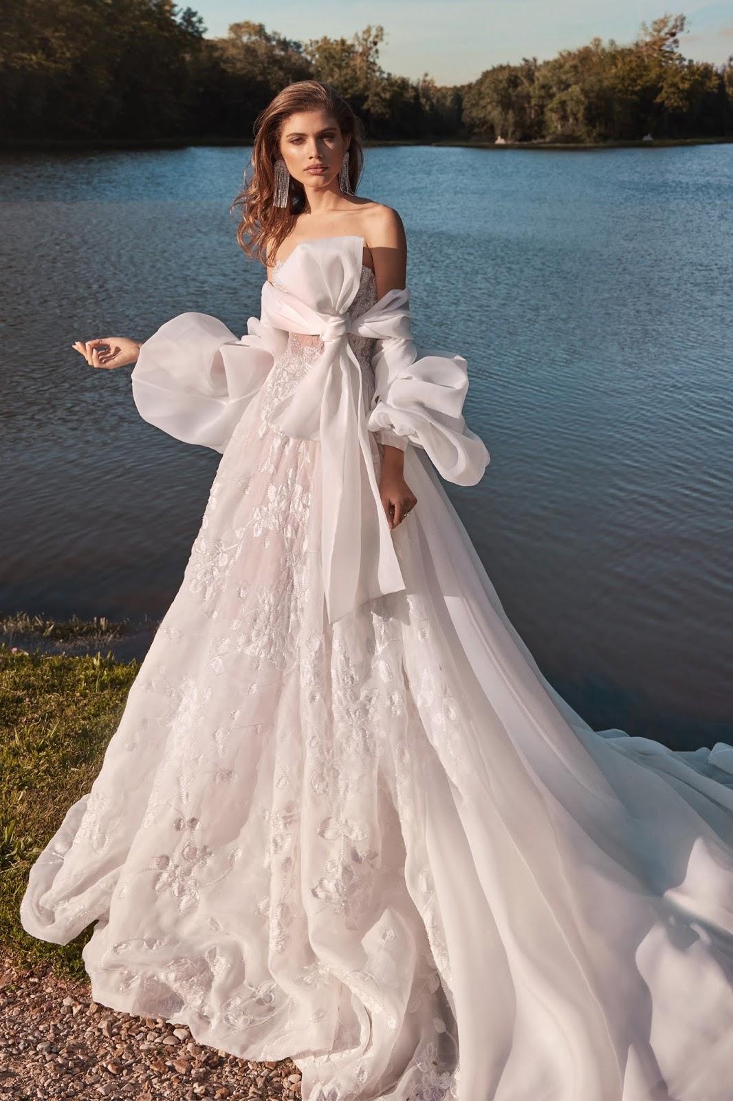 Bridal Beauty: Galia Lahav
