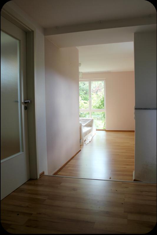 Auf dem Weg ins Wohnzimmer, Schlafzimmer links | Arthurs Tochter Kocht von Astrid Paul