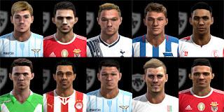 Faces: Marcal, Max, Milinkovic Savic, Milivojević, N'Zonzi, Patric, Perisić, Pizzi, Pritchard, Stark, Pes 2013