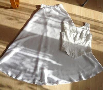 c1d68017 Moje pasje, moje hobby: Suknia królowej;)