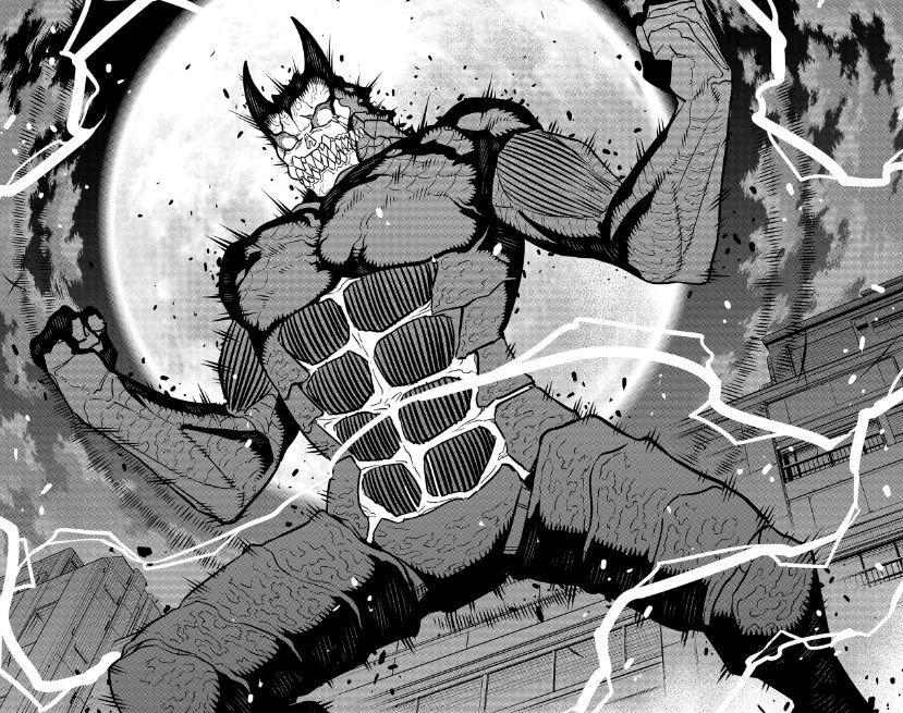 Kaiju No. 8 Chapter 31