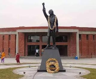 Ramesh Pokhriyal inaugurates Shaheed Bhagat Singh Memorial
