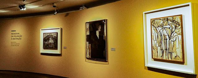 Exposição Mondrian e o Movimento De Stijl