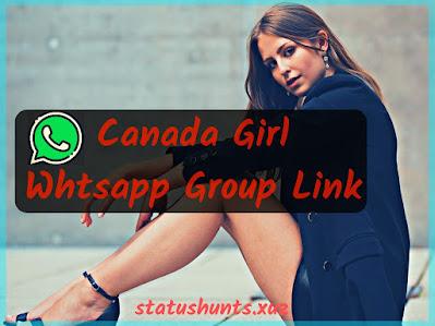 Whatsapp 18+ Group Link Canada