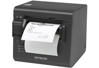Printer EPSON TM-L90 Direct Thermal Label
