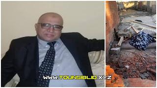 (بالفيديو و الصور) رئيس بلدية سبيطلة: مانيش مسؤل عن وفاة المواطن تحت أنقاض ''الكشك'' الي عملتو معاه انا قبل هو يعرفو