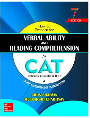 Download Free How to Prepare for Verbal Ability and Reading Comprehension for CAT by Arun Sharma Book PDF