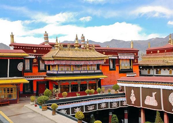 วัดโจคัง (Jokhang Temple)