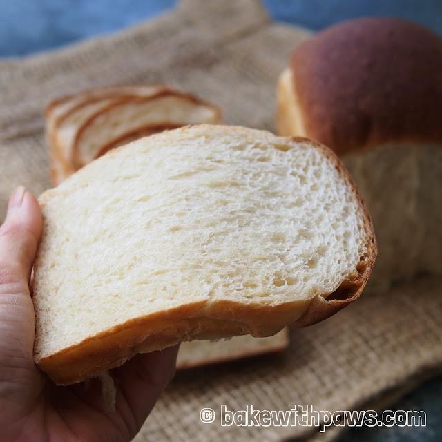 Banana Soft Sourdough Bread