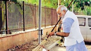 Swachh bharat abhiyan par nibandh 2020