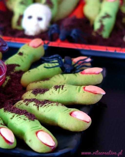 Paluchy zombie wiedźmy