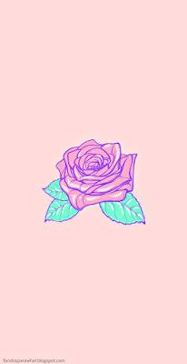 rosa fondo pantalla juvenil