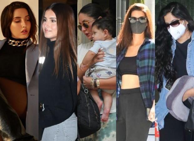 Nora Fatehi, Tara Sutaria, Kareena Kapoor and Kriti Sanon make Stunning Appearance