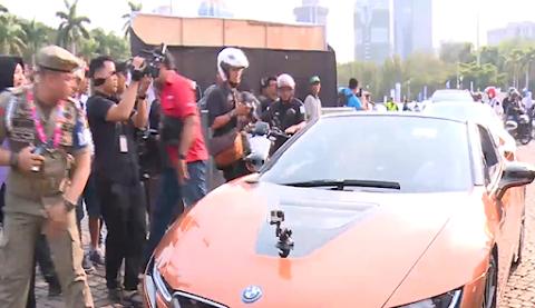 Jakarta Resmi jadi Tuan Rumah Ajang Balapan Kendaraan Listrik E-Prix 2020