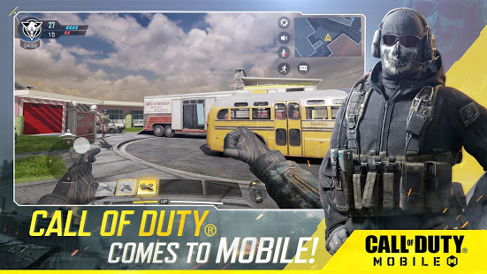 call of duty mobile download size