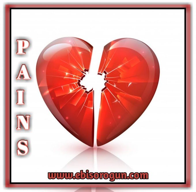 7 THINGS THAT MAY HAPPEN TO YOU IF YOU HOLD ON TO THE PAINS.