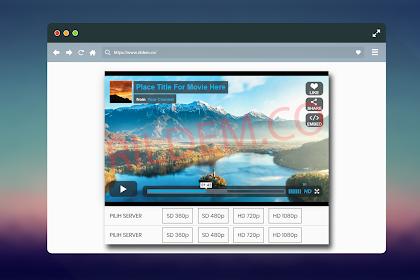 Cara Membuat Multi Tab Server Video Streaming Seperti LK21