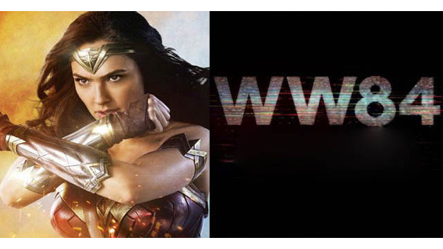 Wonder Woman 2: 1984 (2020) Full Movie Download Free