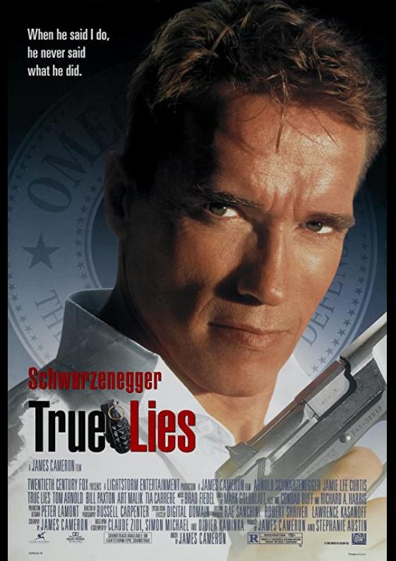 True Lies 1994 x264 720p Esub BluRay Dual Audio English Hindi THE GOPI SAHI