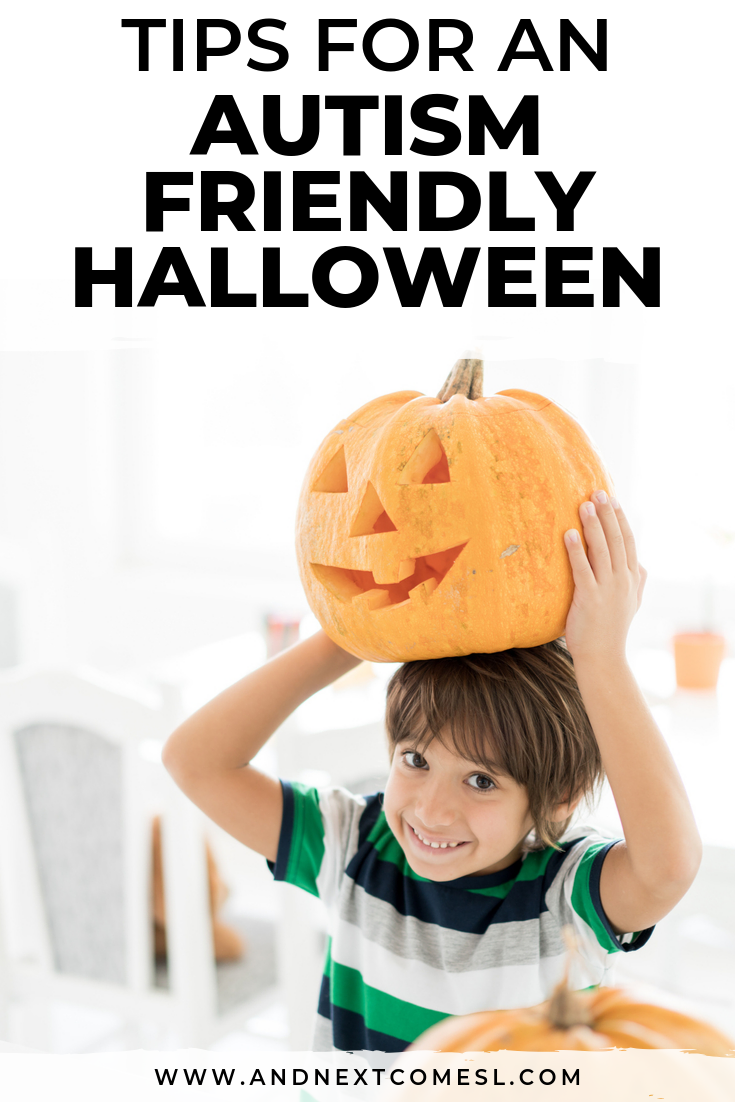 Autism and Halloween: 7 tips for having a sensory or autism friendly Halloween