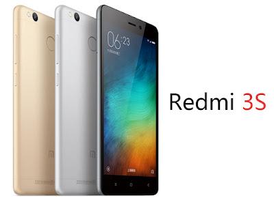 Spek Xiaomi Redmi 3s