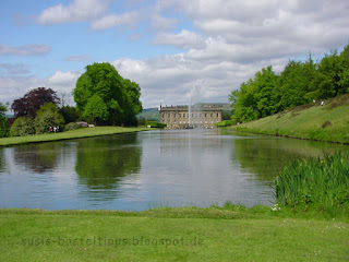 Chatsworth House, Derbyshire, Foto von Stampin' Up! Demonstratorin in Coburg