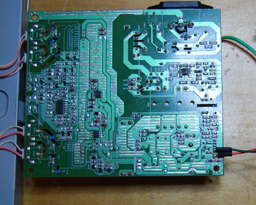 The Raspberry Pi Hobbyist: Jumbo Digital Picture Frame