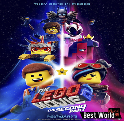 تحميل ومشاهدة فيلم The Lego Movie 2 The Second Part 2019 مترجم