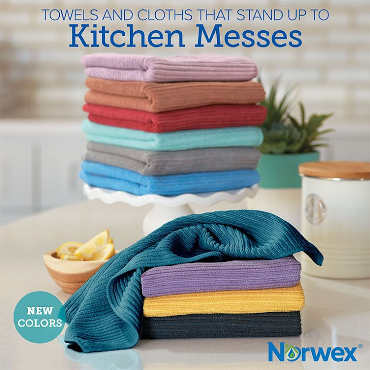 review kain norwex, cara guna kain norwex, kain lap kayangan, harga norwex, norwex kitchen cloth review