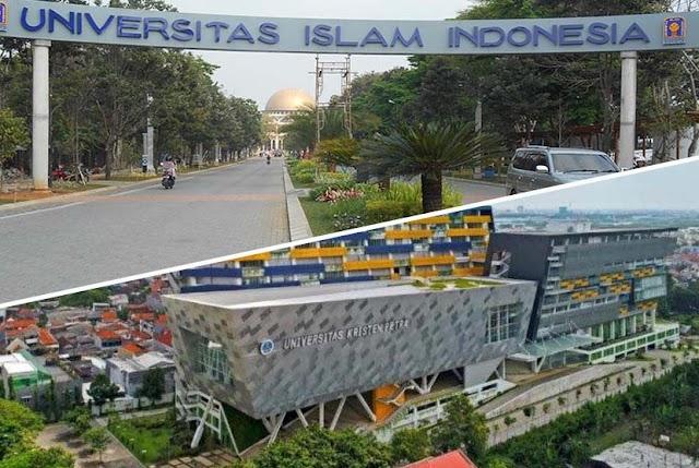 Ini Daftar 18 Universitas Swasta Terbaik 2020 Di Indonesia