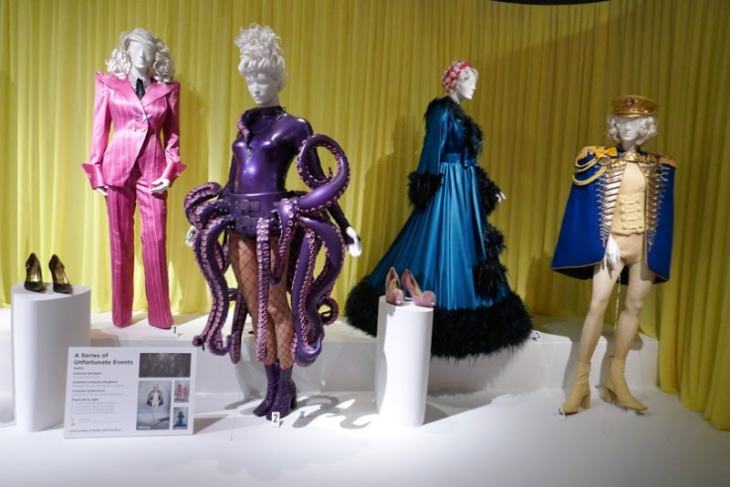 Esmé Squalor Series of Unfortunate Events costumes