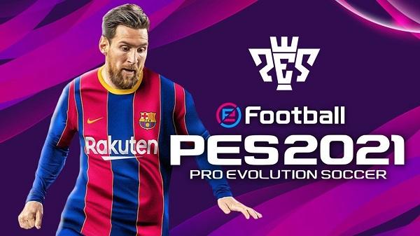 تحميل لعبة PES 2021  اخر اصدار برابط تورنت