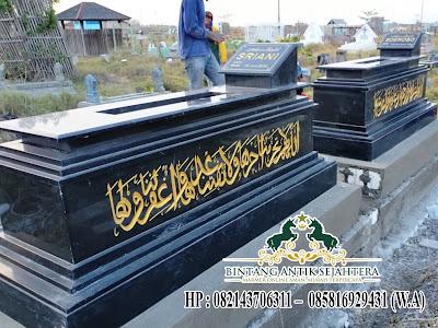 Makam Kuburan Granit
