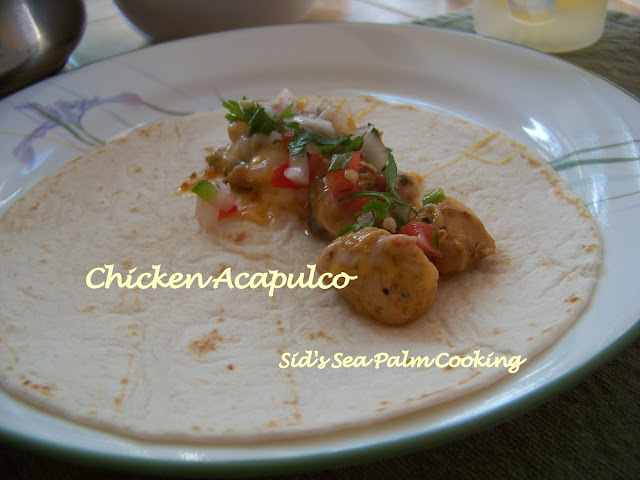 Alcapulco Chicken