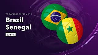 Бразилия - Сенегал: смотреть онлайн бесплатно 10 октября 2019 прямая трансляция в 15:00 МСК.