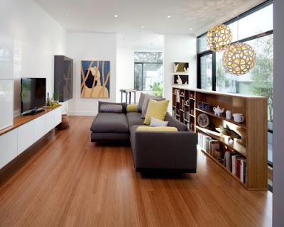 Những sàn gỗ nào được lắp đặt ở không gian nội thất?