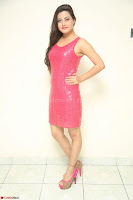 Shipra Gaur in Pink Short Tight Dress ~  Exclusive Poshoot 156.JPG