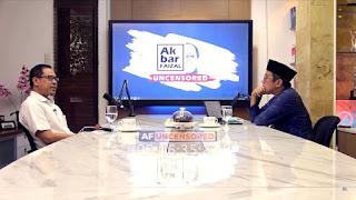 Tegas! Sekretaris Umum FPl Blak-Blakan Akui Bahwa FPl Main Politik dan Punya Misi Politik Rahasia