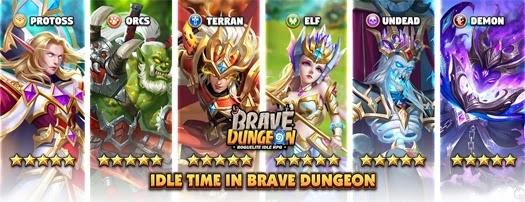 Brave Dungeon Clans