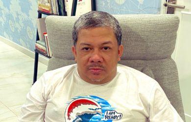 Fahri Hamzah: Pak Presiden, Segera Fungsikan Wapres KH Ma'ruf Amin, Galang Persatuan, Jangan Berantem!