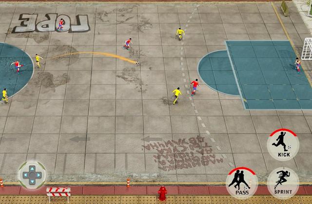 5 Daftar Game Android Futsal Terbaik Yang Harus Kalian Mainkan