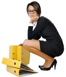 Девушка ломает рабочие стереотипы