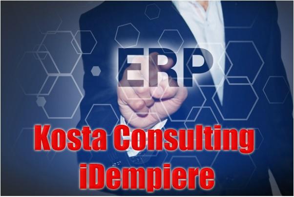 Perusahaan ERP terbaik Indonesia, kosta consulting, software idempiere