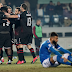 Brescia 0, Milan 1: With Swallow's Wings