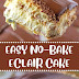 EASY NO-BAKE ECLAIR CAKE