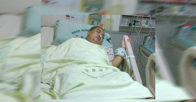 TKW Taiwan Ini Alami Stroke Berat, Kondisinya Membutuhkan Bantuan Do'a dan Dana