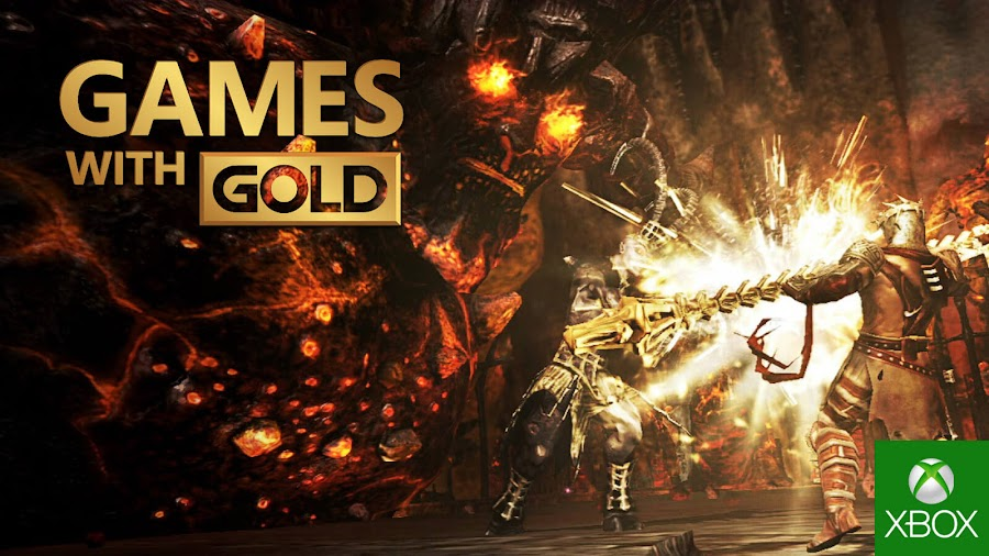 dante's inferno xbox live gold free game