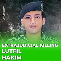 Almarhum Luthfi Hakim